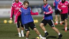 Real Madrid'in Yeni Yıldız Adayı İlk İdmanında