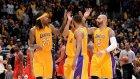 Lakers, Bullsun 9 maçlık mağlubiyet serisini sonlandırdı.
