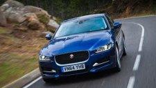 2015 Jaguar XE Deneme Sürüşü