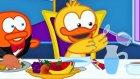 Yemek masasında - Çizgi Film Çocuk Şarkısı - Adisebaba Çocuk Şarkıları