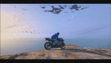 GTA 5'in En Çılgın Motor Şovu