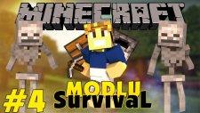 Minecraft Modlu Survival - Demir Fırın - Bölüm 4