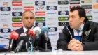 Akhisar Belediyespor - Balıkesirspor maçının ardından