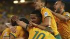 Güney Kore 1-2 Avustralya - Maç Özeti (31.1.205)