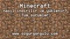 Murat Başkan Çözüyor | Minecraft Nasıl İndirilir ve Yüklenir?