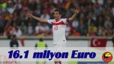 En Pahalı 10 Türk Futbolcu