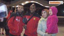 Eskişehirspor, Yht ile Konyaya Gitti