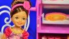 Barbie ve Kira Malibu Cafede - EvcilikTV Oyuncak Oyunları
