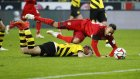 Leverkusen 0-0 Dortmund - Maç Özeti (31.1.2015)