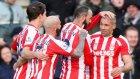 Stoke City 3-1 QPR - Maç Özeti (31.1.2015)