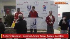 Yelken: Optimist - Optimist Junior Yarıyıl Kupası Yarışları
