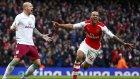 Arsenal 5-0 Aston Villa (Maç Özeti)