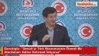 Davutoğlu: Denizliyi Türk Ekonomisinin Önemli Bir Atardamarı Haline Getirmek İstiyoruz