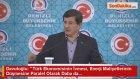 Davutoğlu: Türk Ekonomisinin İvmesi, Enerji Maliyetlerinin Düşmesine Paralel Olarak Daha da...