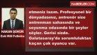 Hakan Şükür, Galatasaraylı Futbolcuları Eleştirdi