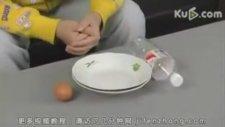 Çinliler Yumurtanın Beyazıyla Sarısını Nasıl Ayırır