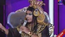 Kleopatra Gibi Giyinmek - Bülent Ersoy