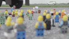 Uzaydan Atlayışın Lego Versiyonu