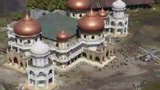 Tsunamiden Etkilenmeyen Cami'ler