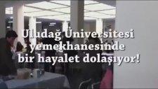 Uludağ Üniversitesi Yemekhanesinde Ses Çıkarma Eylemi