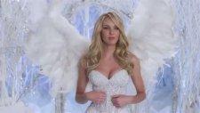 Victoria's Secret Meleklerinin Tatlı Yeni Yıl Videosu