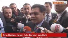 Aym Başkanı Haşim Kılıç Soruları Yanıtladı