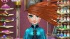 Anna Gerçek Saç Bakımı