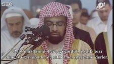 Nasser Al Qatami -  Secde Sûresi ve Türkçe Meali (12 Ramazan 1435) 720p
