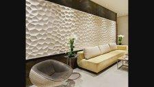 Üç Boyutlu Duvar Panelleri 3D Duvar Paneli Mağaza Vitrin Dekorasyon