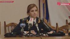Natalya Poklonskaya - Yeni Kırım Başsavcısı