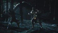 Mortal Kombat X Announcement Tanıtımı