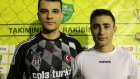 Arma İzmir SK Basın Toplantısı / İZMİR / iddaa RakipBul Ligi 2015 Açılış Sezonu