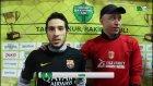 BARÇALI-TONİCK SPOR RÖPORTAJ/İSTANBUL/ iddaa RakipBul Ligi 2015 Açılış Sezonu