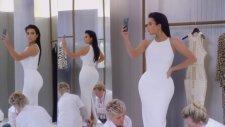 Kim Kardashian'dan selfie reklamı