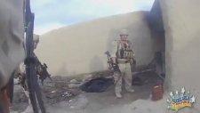 Sniper Kurşunundan Miğferi Sayesinde Kurtulan Asker