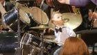 3 Yaşında Orkestrada Bateri Çalan Rus Çocuk Lyonya Shilovsky