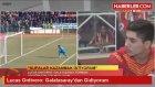 Galatasaray, Ontiveroyu Kiraladığını Borsaya Bildirdi