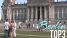 Berlin'deki En İyi 3 Tarihi Mekan