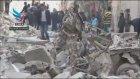 Halepe Hava Saldırısı: 20 Ölü