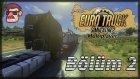 Euro Truck Simulator 2: Multiplayer - Bölüm 2 - Kaldı, gitmiyo kamyon!