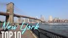 New York'ta Gezilmesi Gereken 10 Yer