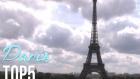 Paris'te Görülmesi Gereken 5 Yer