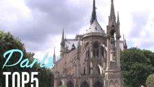 Paris'te Ücretsiz Gezebileceğiniz 5 Yer