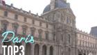Paris'teki En İyi 3 Tarihi Mekan