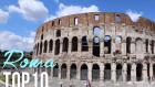 Roma'da Gezilmesi Gereken 10 Yer