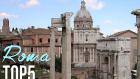 Roma'da Görülmesi Gereken 5 Yer