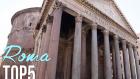 Roma'da Ücretsiz Yapılabilecek 5 Etkinlik