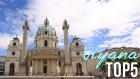 Viyana'da Görülmesi Gereken 5 Yer