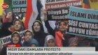 Mısırdaki idamlara protesto