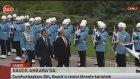 Almanya Cumhurbaşkanı Ankarada